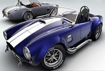 Shelby Cobra / Great design from a great designer.