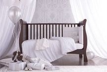 Premium White Gifts - izziwotnot collection / Below is our gorgeously soft and wonderfully cosy premium white gift range, perfect for your little one's first bed.