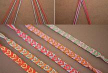 BRACELETS BRESILIENS / Modèles de bracelets brésiliens