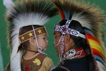 North America dressed up / First Nations / by San Sabba
