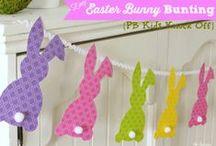 Easter fun, food, & decor