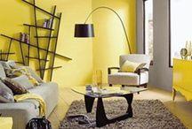 IDEES TRAVAUX / Idées pour petits travaux maison (couleur, aménagement ...)