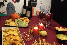 Halloween / Inspiration til en hyggelig, men uhyggelig halloween!