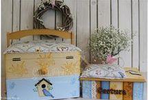 Caixas de costura / Informações por e-mail: gatapretaartesanato@sapo.pt  Site: http://gatapreta-artesanato.blogs.sapo.pt/
