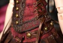 inspiration - steampunk clothing