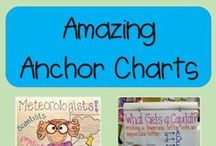 Anchor Charts / Amazing anchor charts to create with and for students