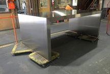 Desks / Metal Fabricated Furniture: Desks!