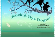March 2016: Rock A Bye Rogue / Rock A Bye Rogue is blowing in on a spring breeze just in time for April! Our March 2016 box targets a rather fractured fairy tale approach with nursery rhymes, compare and contrast, rhyming, memory and the capriciousness of WIND!!!