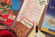 Ferie / Holiday / Planlægning af ferie