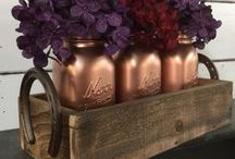 Copper is making a comeback! / How to bring Copper back into your homes style.