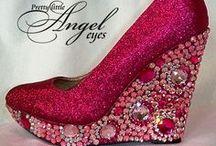 Różowe butki