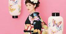 inspiration - Kimono / Yukata etc. Clothing
