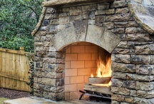 Outdoor and Garden Inspirations - D.I.Y. Projects That Turn Your Space Into an Enjoyable Paradise / Have you hit a wall when it comes to ideas for your outdoor living space? Liven it up with unique D.I.Y. projects. / by Julie Sloan