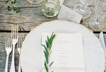 Tableware & tablescapes