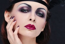 get the look Mineralny Retro Glamour