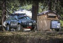 "Overland Trailers/Roof Top Tents  / Overland camping or is it ""Glamping"" - who wants to sleep on the ground"