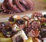 Ricette di Pesce - Fish recipes / Idee e ricette per antipasti, primi piatti, secondi e contorni secondo la tradizione mediterranea.