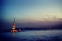 Living in İstanbul / Wonderful places