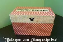 Disney Crafts / Disney DIY projects and plenty of crafts to bring a little Disney into your day!