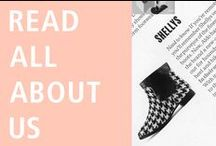 Extra! Extra! / The latest Shellys London news & shoes to hit the headlines