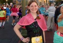 Disney Races / Mostly RunDisney events and Disney running costumes, with a couple of other races and fitness related pins thrown in!