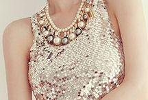 Fashion - Glitter, Shine, Jewelry / by Takeo Aoki