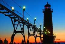 Indian Trails   Let's go to Grand Haven / Grand Haven's greatest attractions to visit and see! Grand Haven, Michigan.