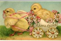 Holiday - Easter (Vintage) / by Lynn White
