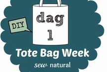 Sew Natural Tote Bag week