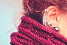 Piercings ☋