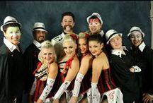 Cirque Musica Performance shots