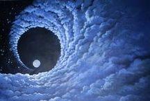 Ideas / Fibonacci Spiral - the basis of the universe....