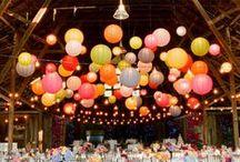 ▲ COLORFUL ▲ / Pop your wedding, faites en voie de toutes les couleurs!