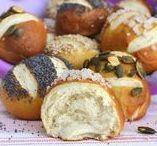 Pane e Brioche rustiche - Breads / Tutte le ricette per preparare il pane fatto in casa o le brioche.