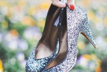 ▲ CHAUSSURES DE LA MARIEE ▲ / These shoes are made for wedding !
