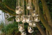 ▲ MASON JARS, BOUTEILLES, VASE ▲ / Bocaux Le Parfait, Mason jars, pots de yaourt, pots à confiture et même bouteille de verre: recyclez!