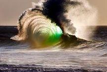 Make Waves / The sea