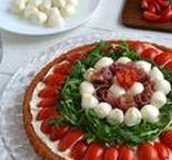 Rustici e torte salate - Savory Pies Recipes / Ricette facili e veloci per preparare tante torte salate e rustici sfiziosi.