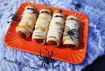 HALLOWEEN / Ricette che hanno come tema la festa di Halloween