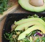 Insalate - Salads / Tante ricette sfiziose per preparare fresche insalatae