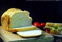 Ricette con la macchina del pane / Tutti i tipi di ricetta, dolci salati, preparate con qualsiasi macchina del pane
