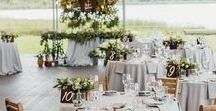 summer wedding ideas & inspiration / summer weddings, wedding ideas, wedding planning, wedding inspirations, outdoor wedding