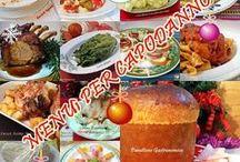 RICETTE PER CAPODANNO / Una raccolta di ricette da poter preparare per il grande cenone di Capodanno