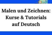 Malen: Kurse & Tutorials deutsch / Gruppenboard für Anleitungen, Kurse & Tutorials zum Malen und Zeichnen auf Deutsch // Pinnt hier eure Tutorials oder Kursangebote rund ums Malen und Zeichnen // 1 Pin pro Tutorial // nur eigene Angebote // Mitpinnen? PN oder E-Mail an info@clarissa-hagenmeyer.de :) // Du möchtest malen lernen, zeichnen lernen, kreativ werden? Dann bist du hier richtig: Hier findest du vielfältige Kurse, Tutorials, Anleitungen zum Malen und Zeichnen auf Deutsch.