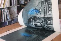 Drawing & Printmaking