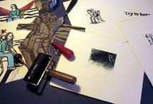 Lino Blocks & Printing Plates
