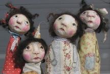 Doll Art Homage / by Lynn Gabos