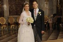 Royal wedding gowns, Germany