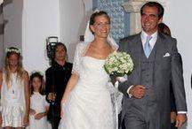 Royal wedding gowns, Greece