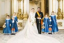 Royal wedding gowns, Luxembourg
